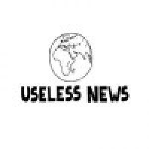 Useless News Logo