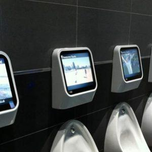 Custom Urinals