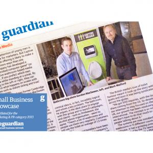 guardian blog