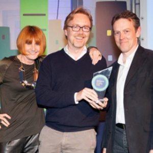Captive Media wins Guardian Small Business Award