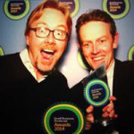Captive Media Wins at Guardian Small Business Awards