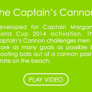 The Captain's Cannon