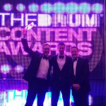 Captive Media wins Best Out of Home Content at The 2015 Drum Content Awards