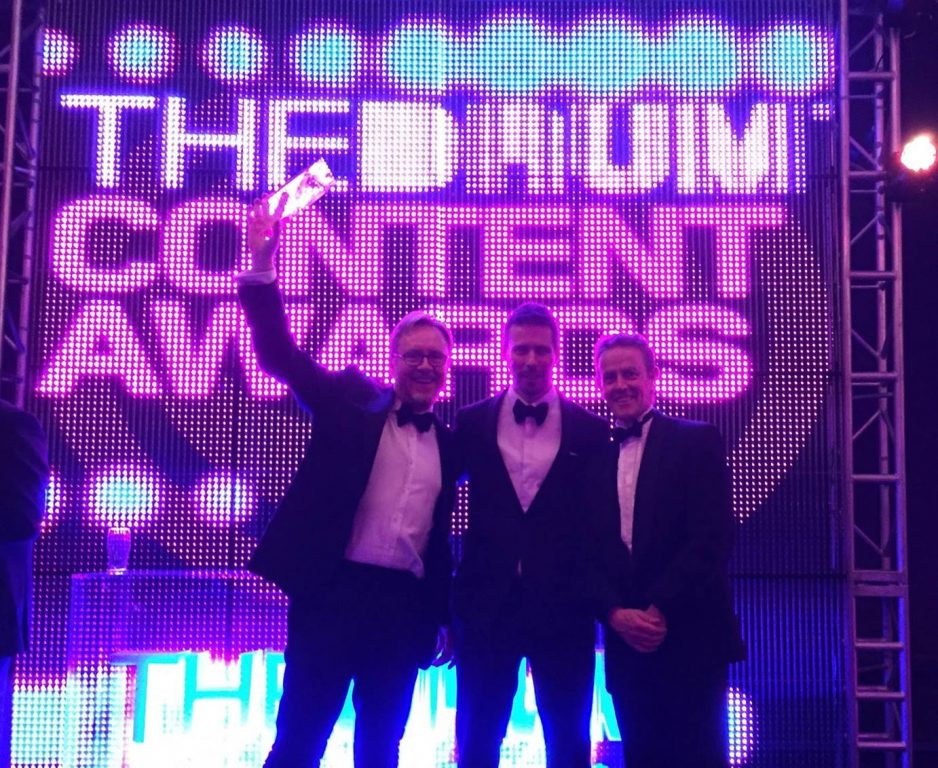 Drum Out-of-Home Content Award Winner