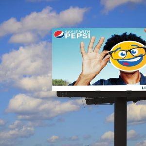 Pepsi Billboard