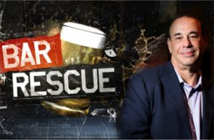 Jon Taffer's Bar Rescue features urinal game