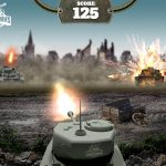 Aim at the bowl?  …  Try a Panzer tank!