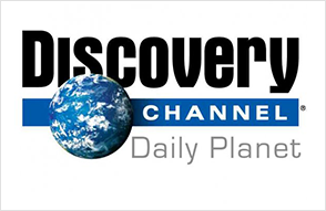 As featured on Daily Planet